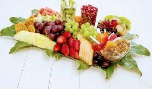 מגשי פירות לישיבות