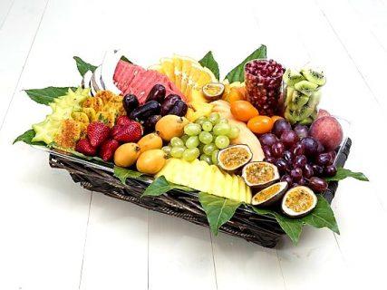 סלסלת פירות רונה M