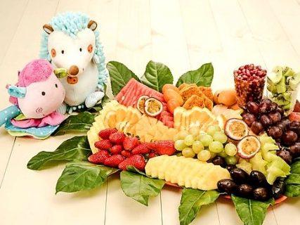 מגש פירות תומר
